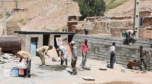 بسیج آذربایجانشرقی ۱۸ میلیارد تومان پروژه محرومیتزدایی اجرا کرد