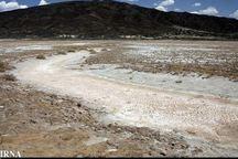 بارش در فلات مرکزی 36 درصد کاهش یافته است