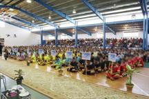 المپیاد ورزشی زندانیان یزد آغاز شد