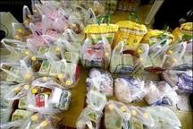 554 سبد کالا بین نیازمندان اشنویه توزیع شد