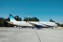 پرواز تهران- زابل- تهران به دلیل توفان لغو شد
