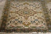 رونمایی از اولین فرش با نقشمایههای اصیل گیلانی در لاهیجان