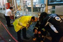آمار مصدومان حادثه آتش سوزی بازار تبریز به 29 نفر رسید