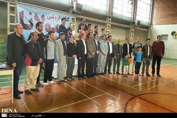 تیم های برتر مسابقات بسکتبال مدارس مراغه مشخص شدند