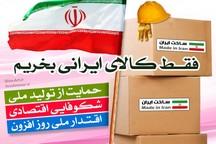 استفاده از کالاهای استاندارد تولیدی استان بوشهر در اولویت دستگاه های اجرایی باشد