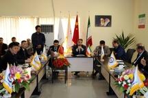 کلنگ تولید کارخانه رینگ آلومینیومی در خرمشهر به زمین زده شد