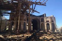 تخریب کنندگان کاخ سرهنگ آباد تحت تعقیب قرار می گیرند