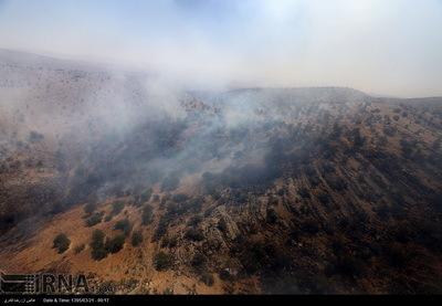 آتش سوزی مراتع روستای سراسب بخش بلده نو مهار شد