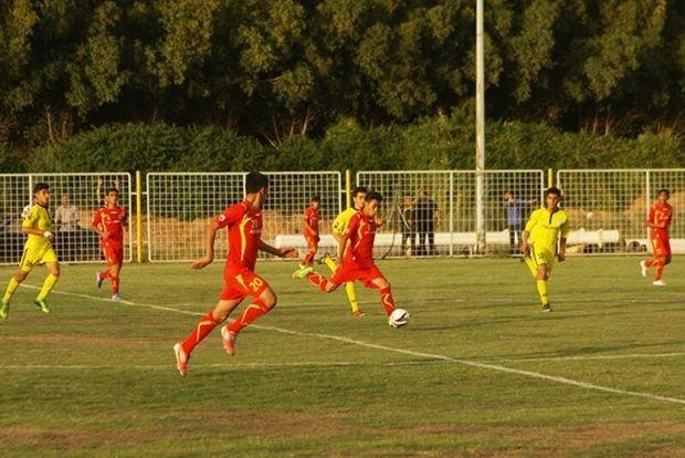داوران فوتبال کهگیلویه و بویراحمد در لیگهای کشوری قضاوت میکنند