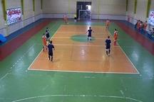 آغاز مسابقات فوتسال جام بهزیستی استان اردبیل