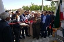 پروژه ۲۵ واحدی مسکن شهری بنیاد مسکن استان زنجان افتتاح شد