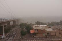 مردم در بندرعباس هشدار آلودگی هوا را جدی بگیرند