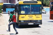 پایانه اتوبوسرانی آزادگان اهواز بسته شد