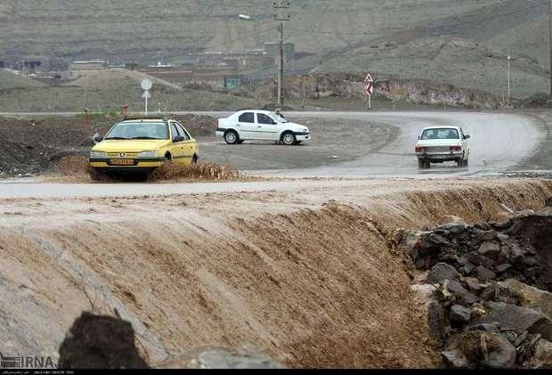جادههای روستایی قم خسارتی از سیلاب ندیدند