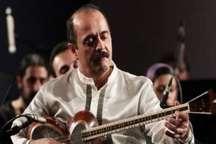 کیوان ساکت در تالار مهر آبادان به اجرای کنسرت می پردازد