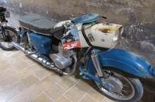 نخستین موزه موتورسیکلت در فردوس به نمایش گذاشته شد