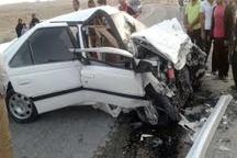 4 کشته و مصدوم در سانحه رانندگی در سروستان