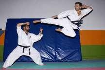 9 مدال مسابقات بین المللی گرجستان در گردن کاراته کاران بوشهری