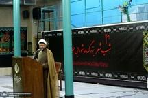 کمساری: امام حرکت خود  را با الهام از قیام عاشورا شروع کرد