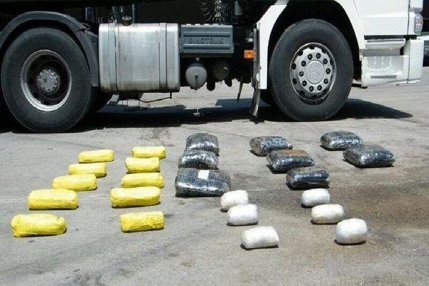 کشف ۱۰۱ کیلوگرم تریاک در عملیات پلیس خراسان شمالی و قم