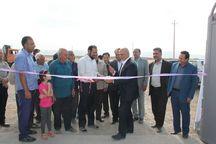 یک واحد ترمینال پسته در روستای خرمآباد بخش بهمن ابرکوه افتتاح شد