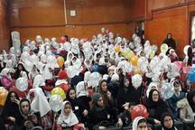 مسابقه نقاشی آب در ورامین برگزار شد
