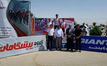 برترین های مسابقات دوچرخه سواری جوانان کشور در رشته استقامت معرفی شدند