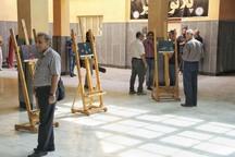 نمایشگاه عکس در حاشیه جشنواره تیاتر آذربایجان غربی برپا شد