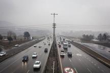 تمامی جاده های شریانی استان مرکزی باز است