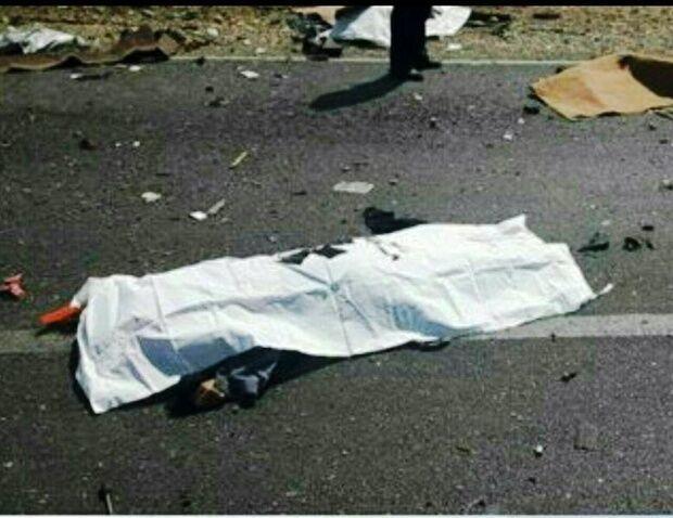 حوادث رانندگی در چهارمحال وبختیاری ۳ کشته برجا گذاشت