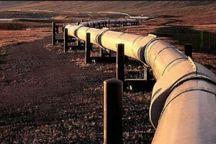 ترکیدگی خط لوله نفت گچساران