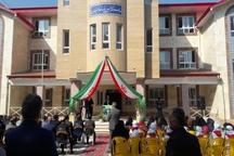 مدرسه 12کلاسه ، خیر مدرسه ساز در لاهیجان افتتاح شد