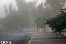 گرد و غبار پدیده غالب در خراسان شمالی است