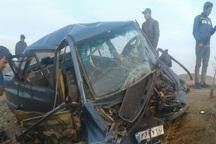 حوادث رانندگی در اسفراین 2 کشته داشت