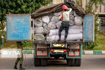 محموله ۲ میلیارد ریالی کالای قاچاق در بیجار کشف شد