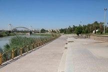 پروژه های عمرانی نیمه فعال شهر اهواز مجدد فعال شدند