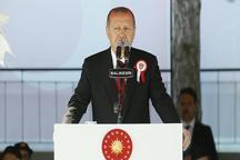اردوغان: ترکیه به زودی عملیات نظامی خود در سوریه را آغاز می کند
