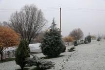 پاییز آذربایجان غربی روسفید رخت بست