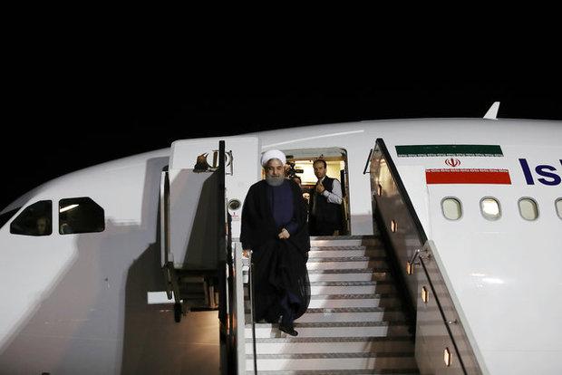 روحانی یکشنبه به اصفهان سفر می کند