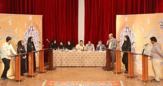 برترین های جشنواره ملی مشاعره رضوی در بوشهر معرفی شدند
