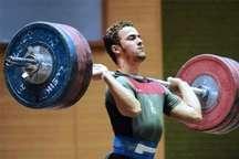 وزنه بردار مرودشتی به اردوی تیم ملی دعوت شد