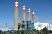 ساپورتینگ فین واحدهای بخاری نیروگاه نکا در داخل کشور ساخته شد