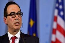 وزیر خزانهداری آمریکا اعلام کرد: بیش از ۵۰ بانک و ۲۶۰ فرد ایرانی در لیست تحریمهای جدید