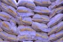66 تن برنج قاچاق درنایین کشف شد