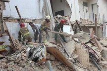 ریزش سقف مغازه در برازجان 6 تن مصدوم برجا گذاشت