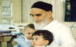 کدام رفتار امام باعث علاقه بیشتر بچه ها می شد؟
