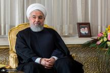 روحانی روز دوشنبه عازم بغداد میشود