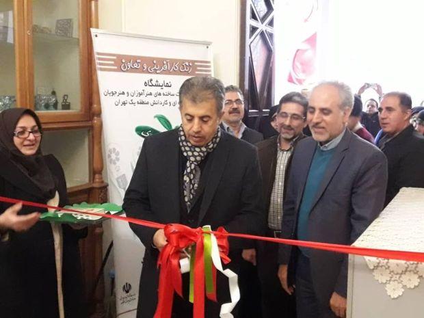 فروشگاه دستاوردهای دانش آموزان در تهران ایجاد می شود