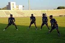 تمرینات تیم فوتبال استقلال خوزستان آغاز شد