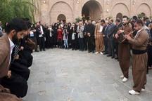 معاون رئیس جمهور از جشنواره اقوام ایرانی بازدید کرد